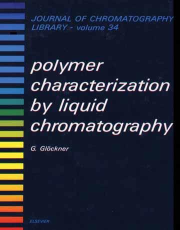 کتاب تعیین مشخصات پلیمرها با کروماتوگرافی مایع