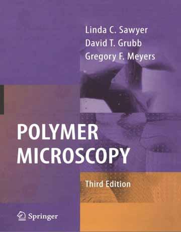 دانلود کتاب میکروسکوپی پلیمر Polymer Microscopy ویرایش سوم