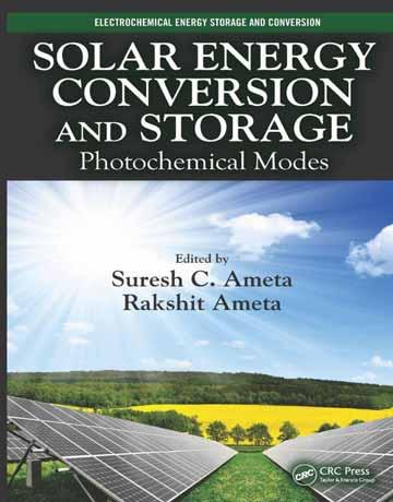 کتاب تبدیل و ذخیره انرژی خورشید: مدل های فوتوشیمیایی