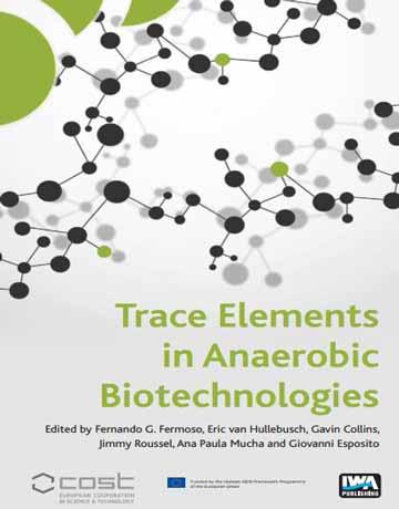 کتاب عناصر ردیابی در بیوتکنولوژی بی هوازی