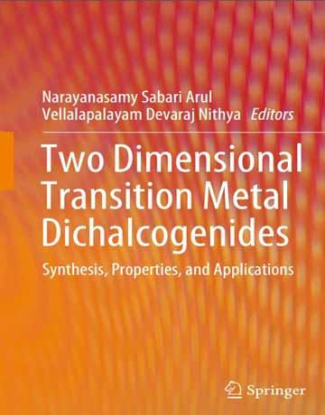 دی کالکوژنید های دو بعدی فلزات واسطه: سنتز، خواص و کاربردها