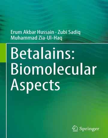 کتاب جنبه های بیومولکولی بتالاین
