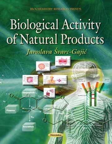 فعالیت بیولوژیکی محصولات طبیعی