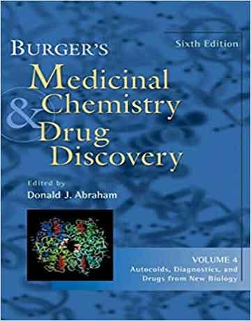کتاب شیمی دارویی برگر جلد 4 ویرایش ششم