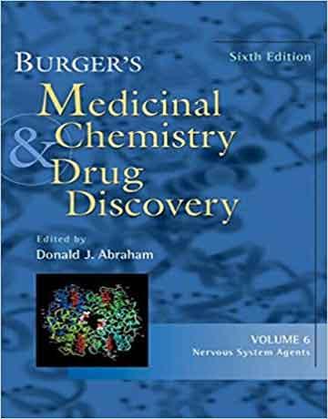دانلود کتاب شیمی دارویی برگر و کشف دارو ویرایش ششم جلد 6
