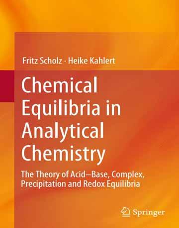 تعادل شیمیایی در شیمی تجزیه: نظریه اسید-باز، کمپلکس، ته نشینی و تعادل کاهشی