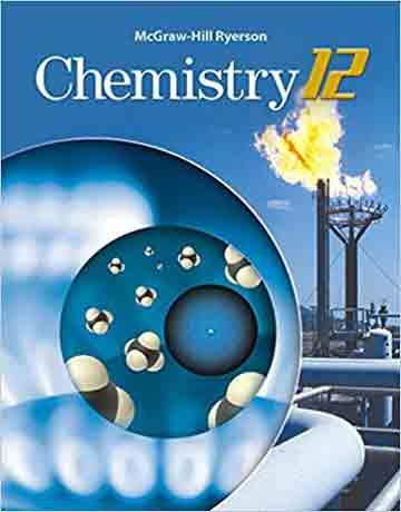 کتاب شیمی عمومی Chemistry 12U Student Edition