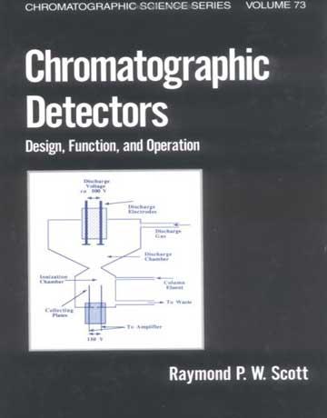 آشکارسازهای کروماتوگرافی: طراحی، کارکرد و عملکرد