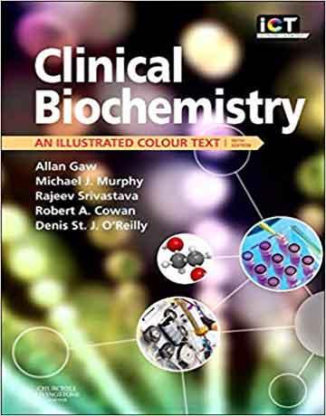کتاب بیوشیمی بالینی ویرایش پنجم Allan Gaw