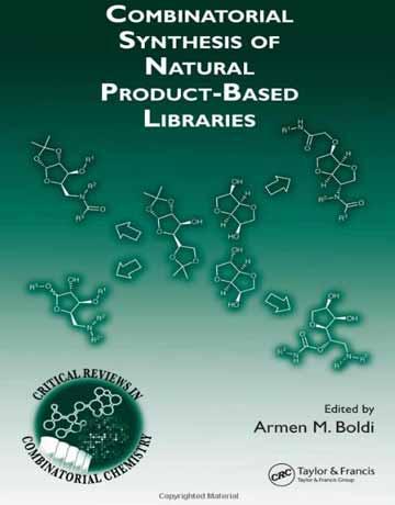 سنتز ترکیبی کتابخانه های بر پایه محصول طبیعی
