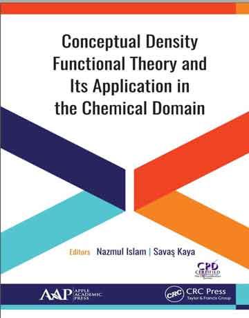 نظریه تابعی چگالی مفهومی و کاربرد آن در دامنه شیمیایی