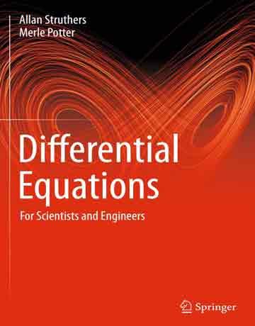 کتاب معادلات دیفرانسیل برای مهندسین و دانشمندان ویرایش دوم