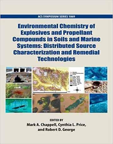 شیمی محیط زیست ترکیبات پیشران و منفجره در خاک ها و سیستم های دریایی