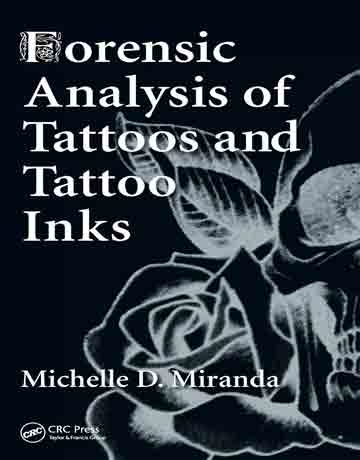 آنالیز قانونی و پزشکی تاتو و جوهر های تاتو