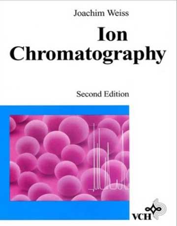 کتاب کروماتوگرافی یونی ویرایش دوم