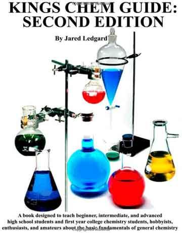 کتاب راهنمای شیمی عمومی لدگارد ویرایش دوم