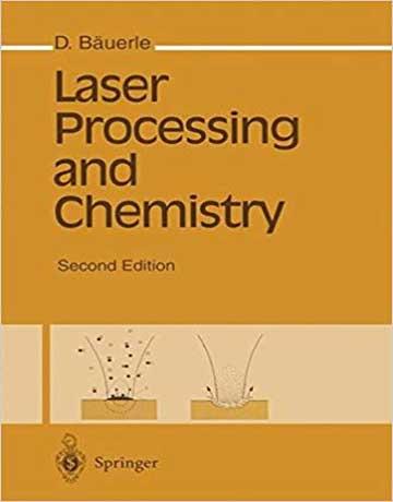 کتاب پردازش لیزر و شیمی ویرایش دوم