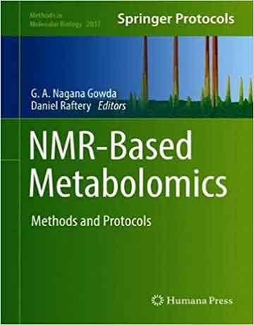 متابولومیکس بر پایه NMR: روش ها و پروتکل ها 2019
