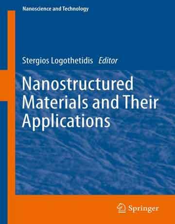 کتاب مواد نانوساختار و کاربردهای آن ها