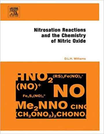 واکنش های نیتروزاسیون و شیمی نیتریک اکسید