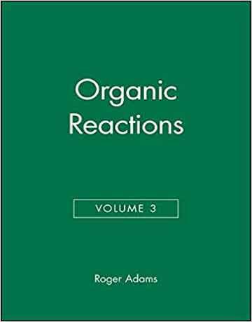 کتاب واکنش های آلی جلد سوم Roger Adams