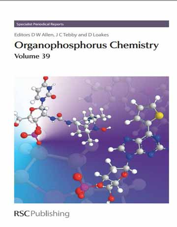 کتاب شیمی ارگانوفسفره جلد 39