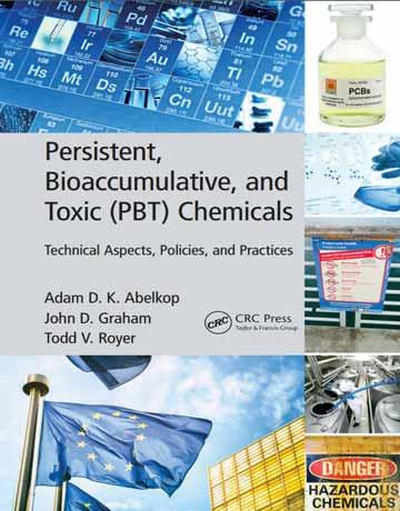مواد شیمیایی پایدار، تجمع زیستی و سمی (PBT)