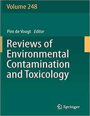 بررسی آلودگی محیط زیست و سم شناسی جلد 248