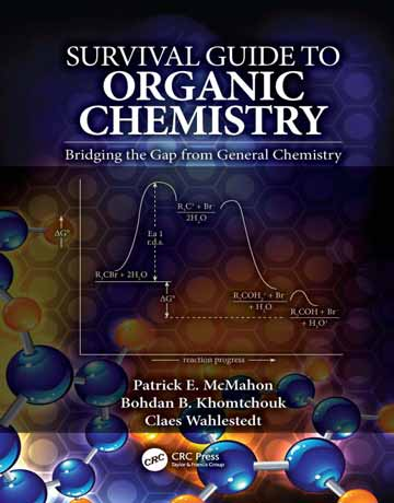 کتاب راهنمای بقا و آموزش شیمی آلی مک ماهون