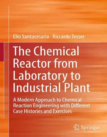 کتاب راکتور شیمیایی از آزمایشگاه تا کارخانه صنعتی