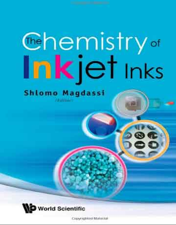 کتاب شیمی جوهر و مرکب های چاپ