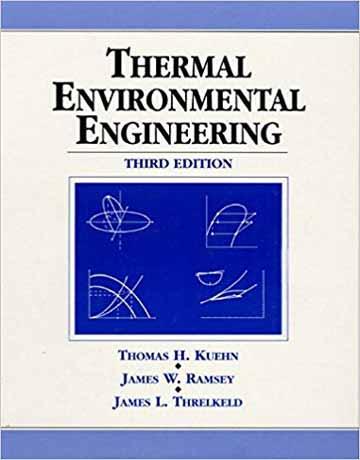 کتاب مهندسی گرمایی محیط زیست ویرایش سوم