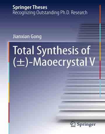 سنتز کامل مائوکریستال Total Synthesis of (±)-Maoecrystal V
