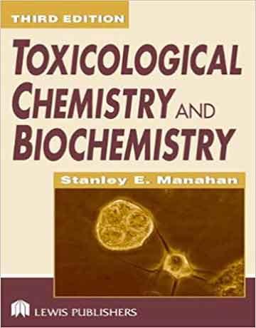 کتاب بیوشیمی و شیمی سم شناسی استانلی ماناهان ویرایش سوم