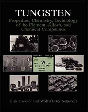 تنگستن: خواص، شیمی، فناوری عنصر، آلیاژها و ترکیبات شیمیایی