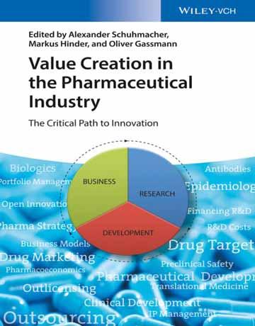 ایجاد ارزش در صنعت داروسازی: مسیر بحرانی به نوآوری