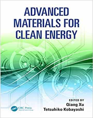 کتاب مواد پیشرفته برای انرژی پاک