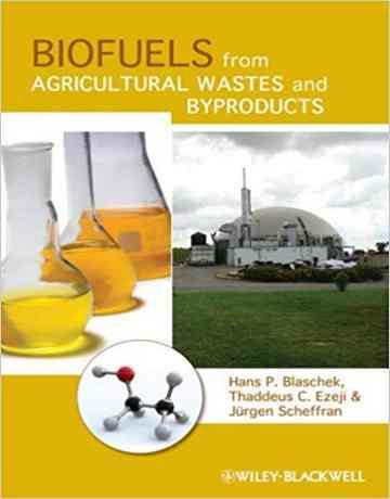 سوخت های زیستی یا بیوفیول از پسماندهای کشاورزی و محصولات جانبی