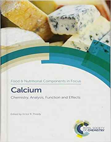کلسیم: شیمی، آنالیز، عملکرد و اثرات