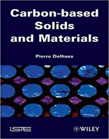کتاب ترکیبات و مواد جامد بر پایه کربن