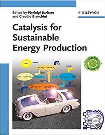 کاتالیزور برای تولید انرژی پایدار