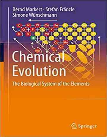 تکامل شیمیایی: سیستم بیولوژیکی عناصر