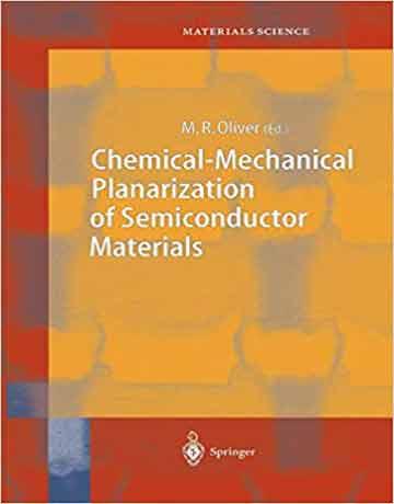 مسطح سازی مکانیکی شیمیایی مواد نیمه هادی