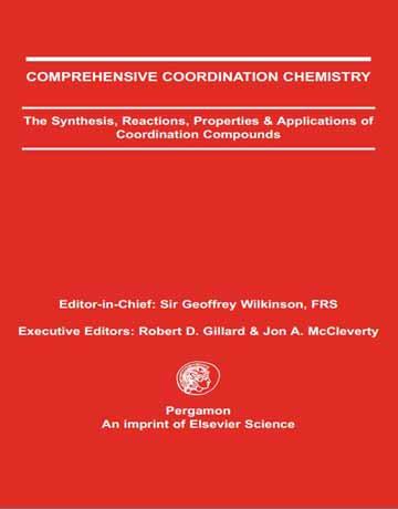 شیمی کوئوردیناسیون ویلکینسون: سنتز، واکنش و خواص ترکیبات کوئوردیناسیون 7 جلدی