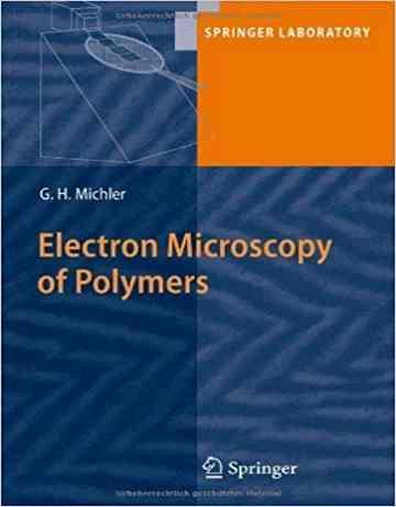 میکروسکوپ الکترونی از پلیمرها