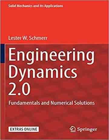کتاب دینامیک مهندسی 2: اصول و راه حل های عددی