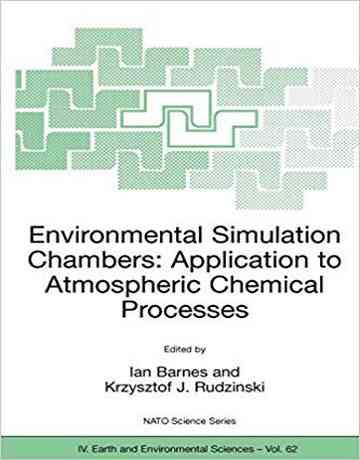 اتاق های شبیه سازی محیط زیست: کاربرد در فرایندهای شیمیایی اتمسفر