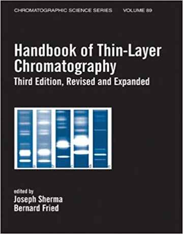 هندبوک کروماتوگرافی لایه نازک TLC ویرایش سوم