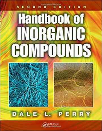هندبوک ترکیبات معدنی ویرایش دوم Dale L. Perry