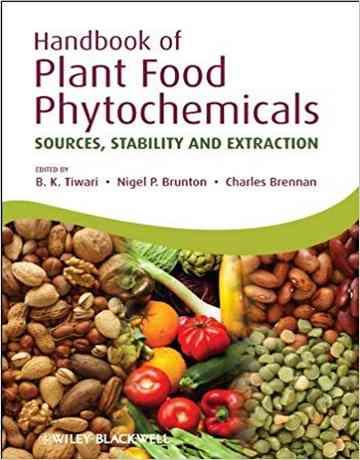 هندبوک فیتوشیمیایی غذاهای گیاهی: منابع، پایداری و استخراج
